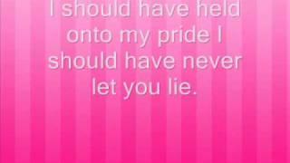 More like her--Miranda Lambert (Lyrics)