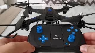 SNAPTAIN S5C 720P Drone con Telecamera HD FPV, drone acrobatico telecomandato ideale per iniziare co