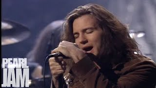 Pearl Jam - Black (Live) - MTV Unplugged