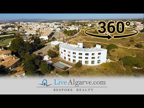 Spa-Hotel com 22 quartos e Vista Mar na Praia do Galé, Albufeira