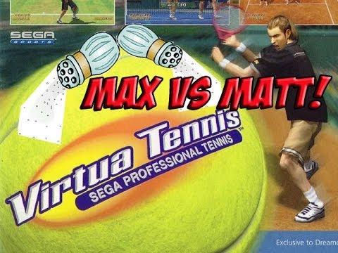 virtua tennis dreamcast ign