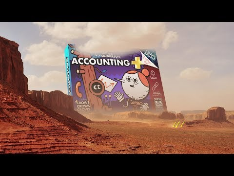 ACCOUNTING+ Launch Trailer thumbnail