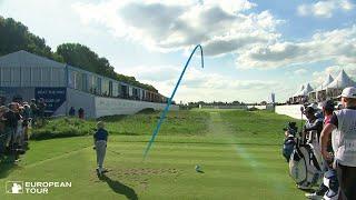 8-year-old wonderkid's amazing golf swing!