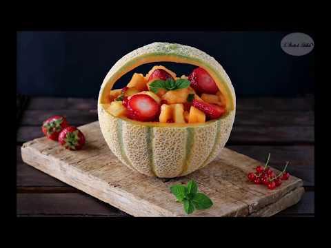 Cestino di melone