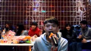 preview picture of video '平安夜小聚 2014 Modern English Christmas Eve Party'