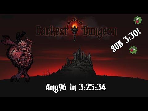 Any% in 3:25:34 | Darkest Dungeon Speedrun [PB]