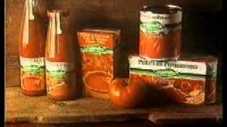 Nonno e nipote - Conserve di pomodoro