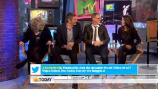 Original VJs reminisce about 1981 launch of MTV