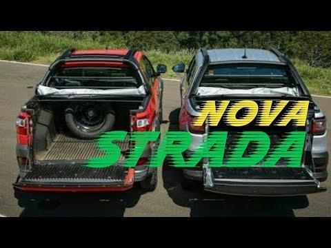 Nova Fiat Strada 2021: Preços, Versões, Dimensões e motorização! Veja todos os detalhes...