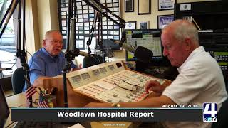 Woodlawn Hospital Report - August 2018