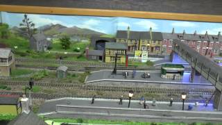 Tour Of Daves Model Railway