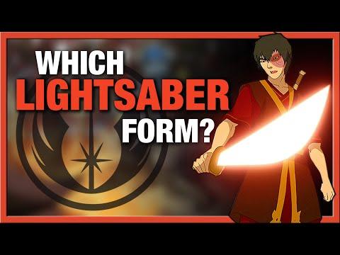 Which Lightsaber Form | Zuko