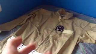 Rothco Military Style Flight Suit Review  Khaki And A Review Of The Rothco Pistol Belt (white)