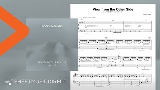 View From The Other Side Sheet Music   Ludovico Einaudi   Piano Solo (Seven Days Walking: Day 4)