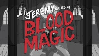 Jeremy Does a Blood Magic   Sky Factory Animated