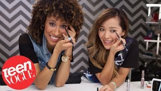 The Ultimate Smudge-Proof Eyeliner with Michelle Phan – 3 Steps to – Teen Vogue