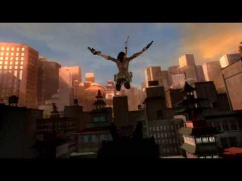 Видео № 0 из игры Wet [PS3]