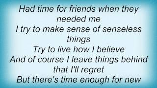 Dido - Love To Blame Lyrics