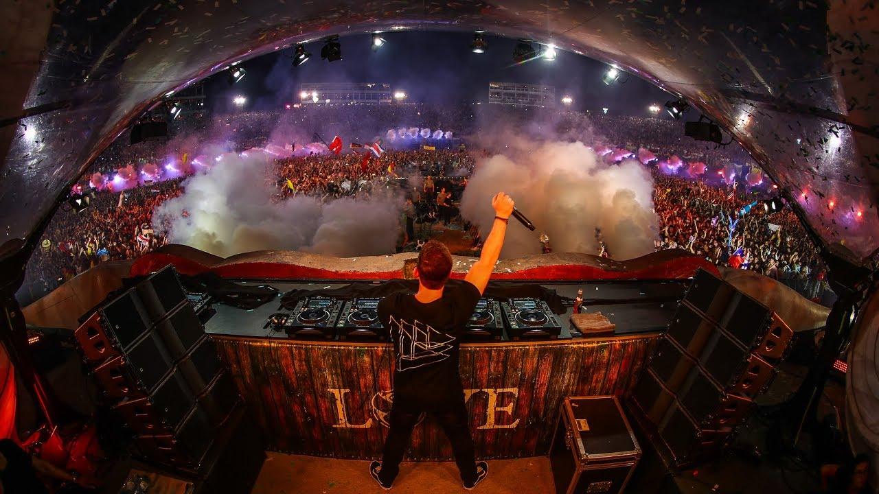 Hardwell - Live @ Tomorrowland Belgium 2018 Main Stage