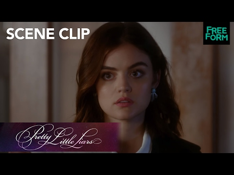 Pretty Little Liars | Season 7, Episode 11: Can't Stop Playing the Game | Freeform