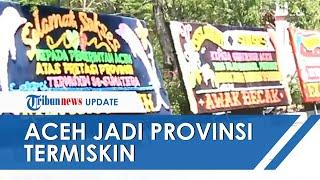 Aceh Jadi Provinsi Termiskin di Sumatera, Kepala Bappeda: Tak Bisa Disamakan dengan Daerah Lain