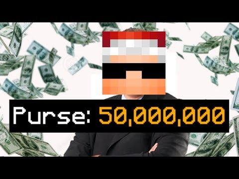 how i became the first island to reach 50mil coins (hypixel skyblock)