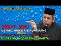 Debat Seru Ustadz Munzir Situmorang Dengan Pendukung Ahok Di Grand Indonesia  Ustadz Munzir Situmo