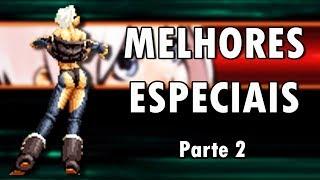 OS MELHORES ESPECIAIS DO THE KING OF FIGHTERS - PARTE 2 | KOF da Depressão
