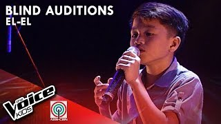 El-El Baroga - Hindi Na Nga | Blind Auditions | The Voice Kids Philippines Season 4
