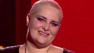 """The Voice of Poland IV - Kasia Markiewicz - """"Dreamer"""" - Przesłuchania w ciemno"""