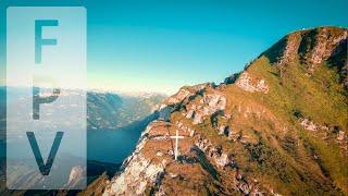 Mountain Surfing V2 - Cinematic FPV 2020 [Switzerland]