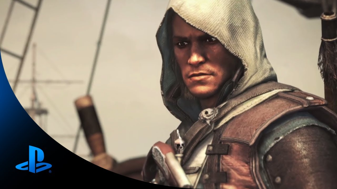New Assassin's Creed IV: Black Flag Gameplay Trailer Takes to the High Seas