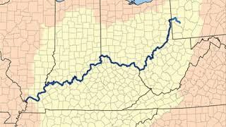 Ohio River   Wikipedia audio article