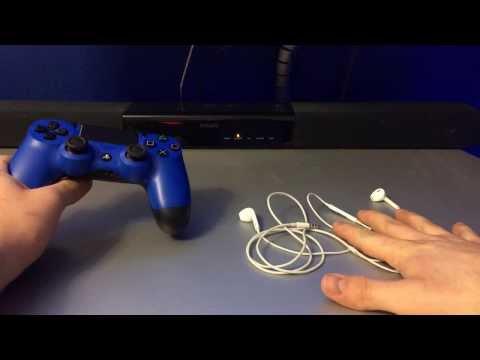 PS4 - Headset/Kopfhöhrer verwenden Tutorial - TeQproOs