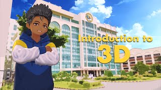 Lesson 01 - Introduction to 3D