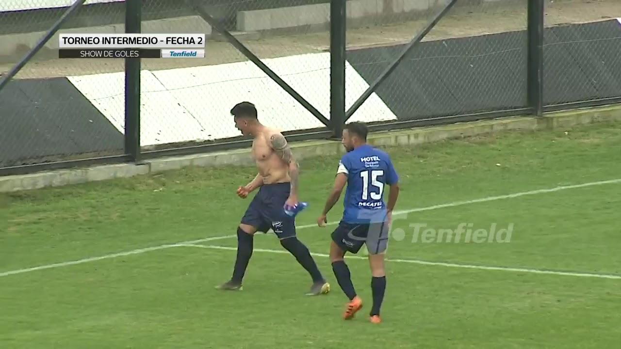 Show de goles de la fecha 2 del Intermedio 2019