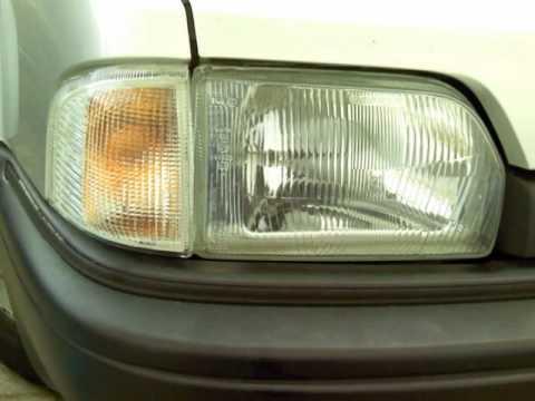 Ford Orion 1.4 Ghia (Feb 2010 to April 2010 Evolution)