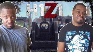 IT'S AN AMBUSH!! - H1Z1 Battle Royale Gameplay