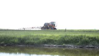 preview picture of video 'Mosquito fumigador en rio Rojas, 2do Camino'