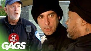 farse politia ajuta hotii