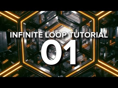 Infinite Loop Tutorial – Part 1 – Cinema 4D