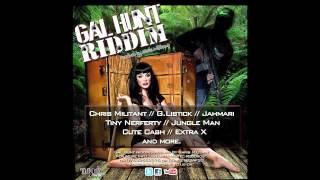 Jahmari-Gal Dem Seh ( GAL HUNT RIDDIM ) May 2012