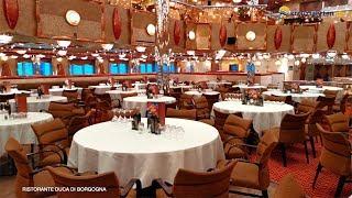 Costa Favolosa: Restaurants & Bars