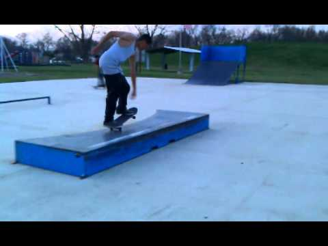 Manteno skatepark