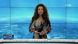 RTK3 Lajmet e orës 12:00 29.07.2021