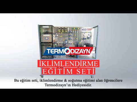 İklimlendirme Eğitim Seti Video 12