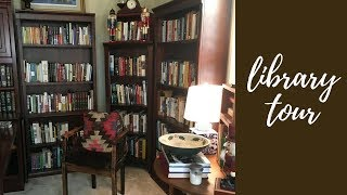 Home Library Tour