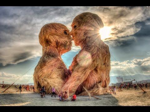 美國火人祭 Burning Man