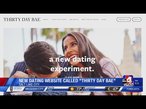 """""""Thirty Day Bae"""" site aims to help LDS singles find love"""