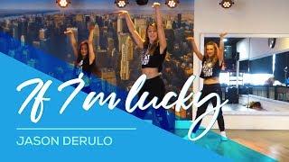 If I'm lucky - Jason Derulo - Easy Fitness Dance Choreography - Baile - Coreografia by Saskia's Dansschool